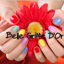 Belle griffe d'or