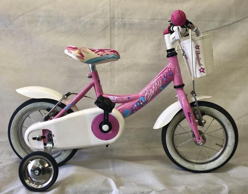Vélo Fillette Baffy 12 pouces - OCCASIONS - CYCLES 3C - Voir en grand