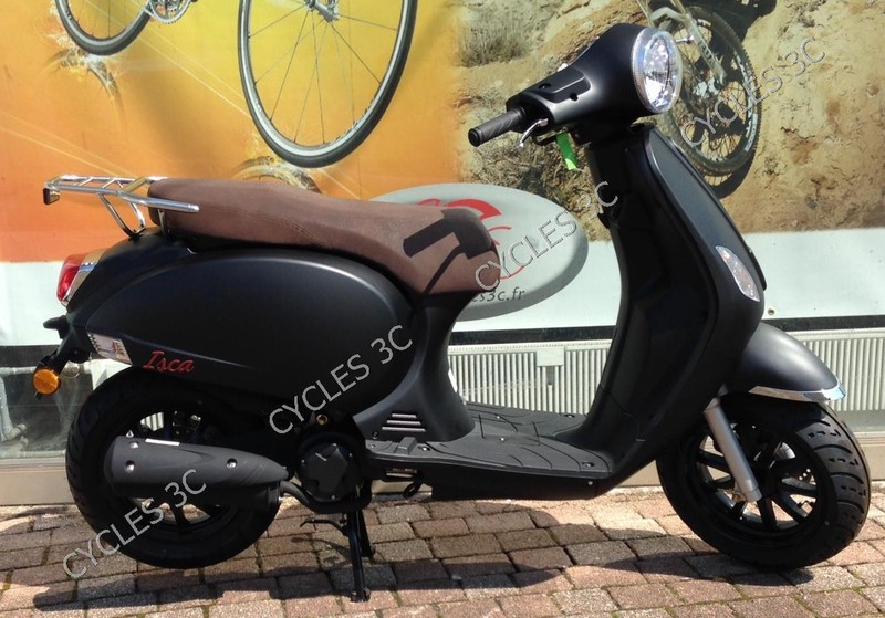 SCOOTER KEEWAY ORCAL ISCA - Scooters - CYCLES 3C - Voir en grand