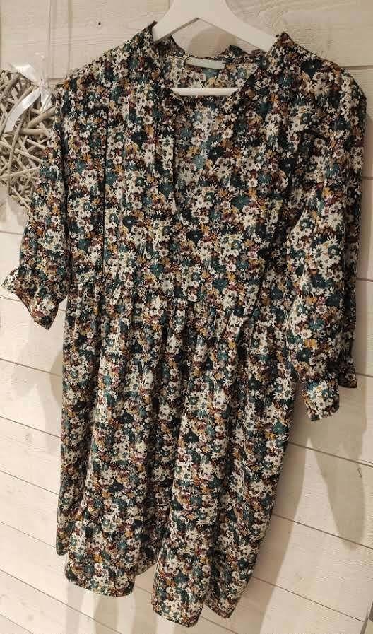 Robes - Prêt-à-porter - TANT QUE FEMME SERA - Voir en grand