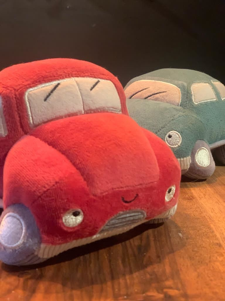 Cars rouge - Accessoires - TOMBE DU NID  - Voir en grand
