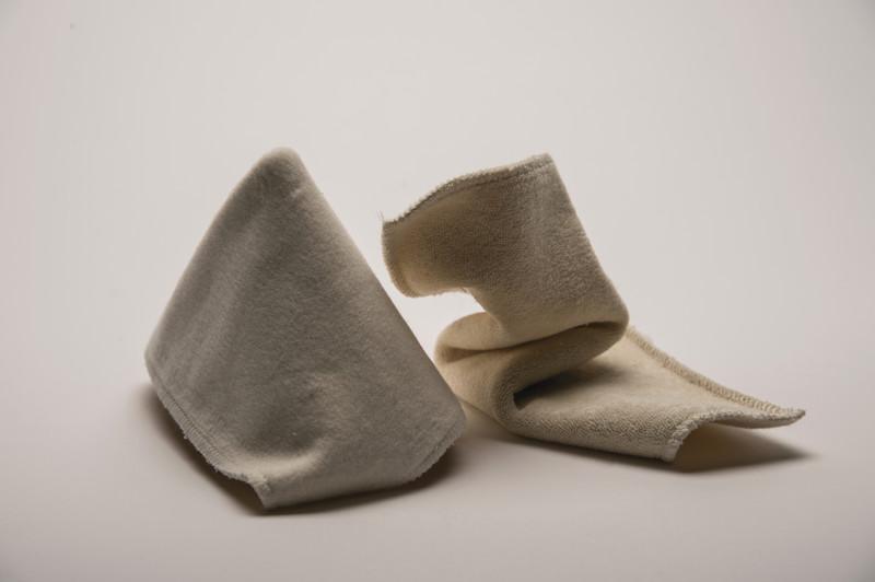 Lingettes - Textile Bio - LES PRODUITS DE MATHILDE - Voir en grand