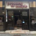 PRESSING DU TEMPLE
