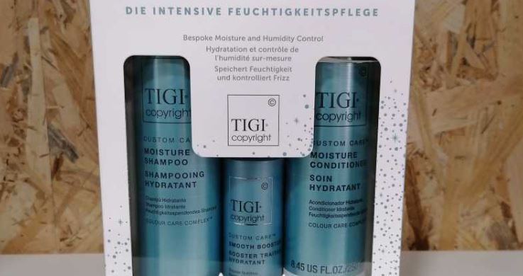 Coffret Moisture (hydratant) TIGI - Coffrets - Beauty's Hair - Voir en grand