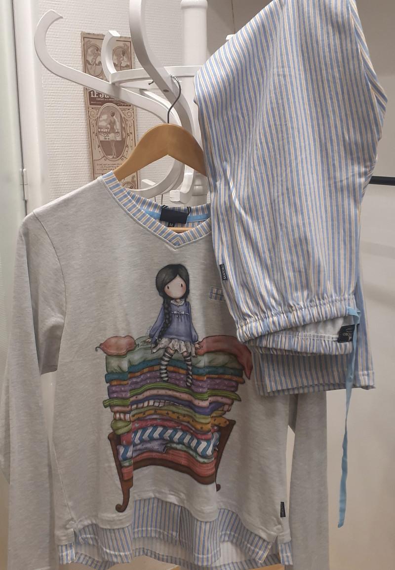 Pyjama - Pyjama - MA BOUTIQUE LINGERIE - Voir en grand