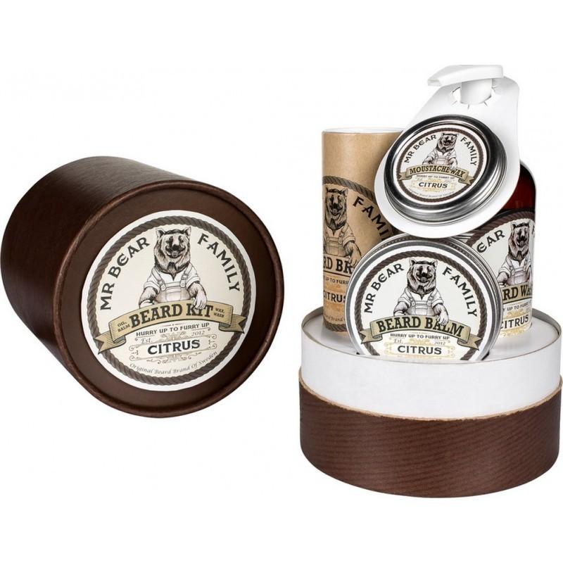 COFFRET PRODUITS BARBE - COFFRET - TOUT POUR LA COIFFURE - Voir en grand
