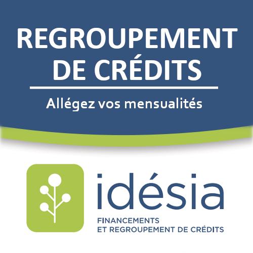 Regroupement de Crédits  -  - IDESIA - Voir en grand